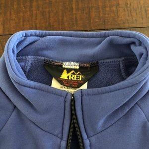 REI Tops - REI Fleece Half Zip Pullover